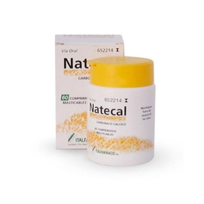 NATECAL 1500 MG (600 MG CA)...